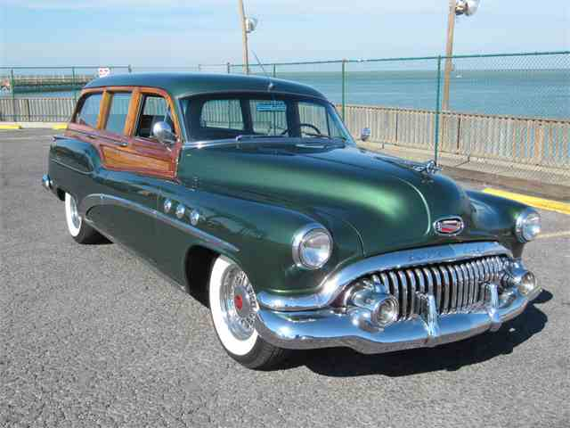 1952 Buick Estate Wagon | 752193