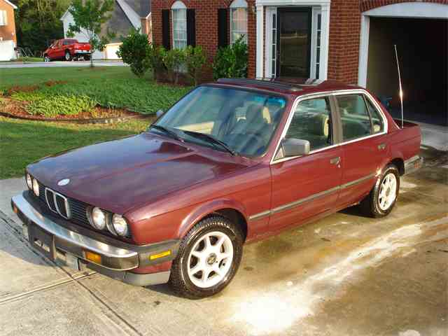 1987 BMW 3 Series | 752197