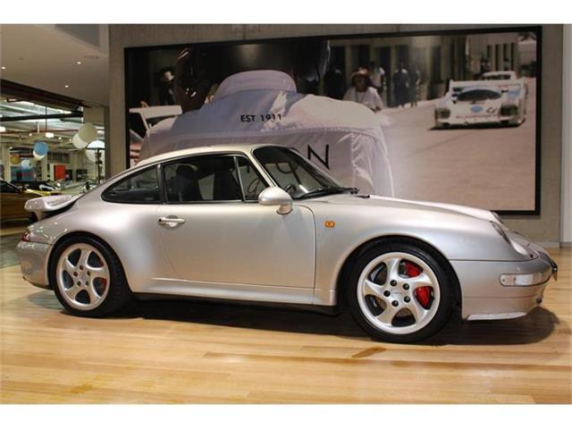 1996 Porsche 911/993   752198