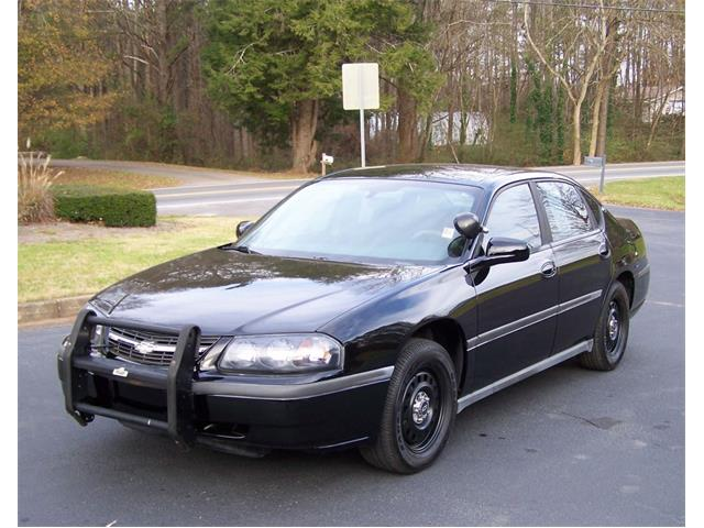 2005 Chevrolet Impala Police 9c1 | 752208