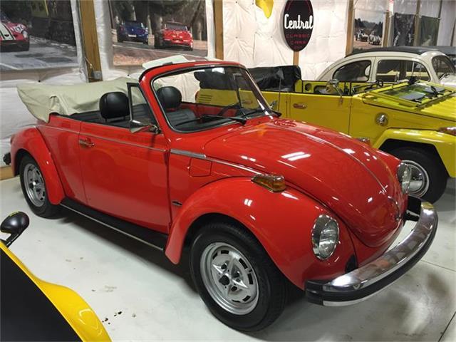 1979 Volkswagen Super Beetle | 752213