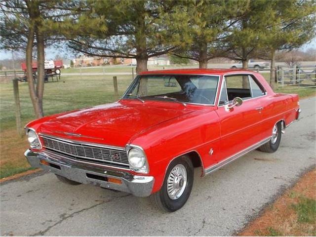 1966 Chevrolet Nova | 752233
