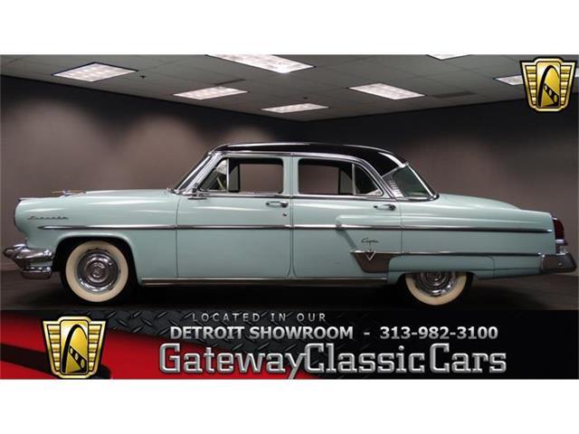 1954 Lincoln Capri | 752234