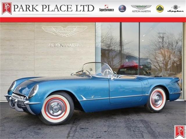 1955 Chevrolet Corvette | 752244