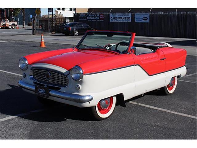 1957 Nash Metropolitan | 752252