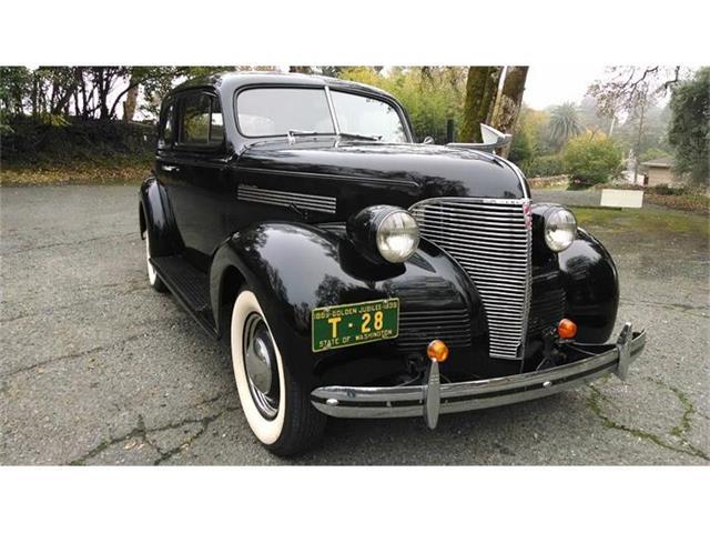 1939 Chevrolet 2-Dr Sedan | 752292