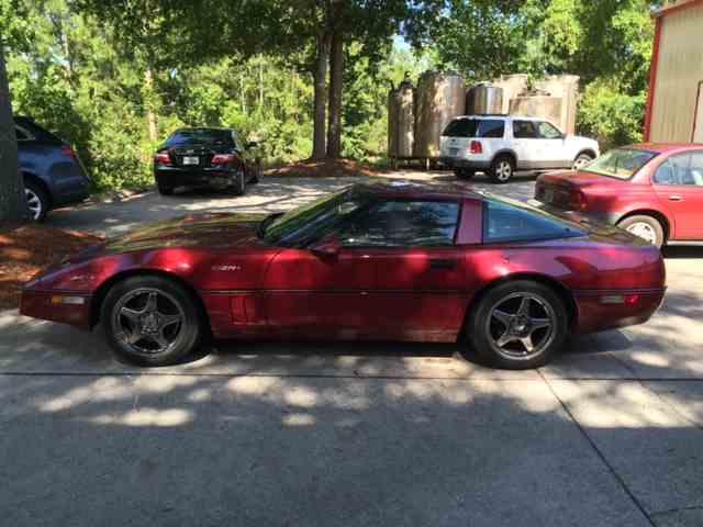 1990 Chevrolet Corvette ZR1 | 752957