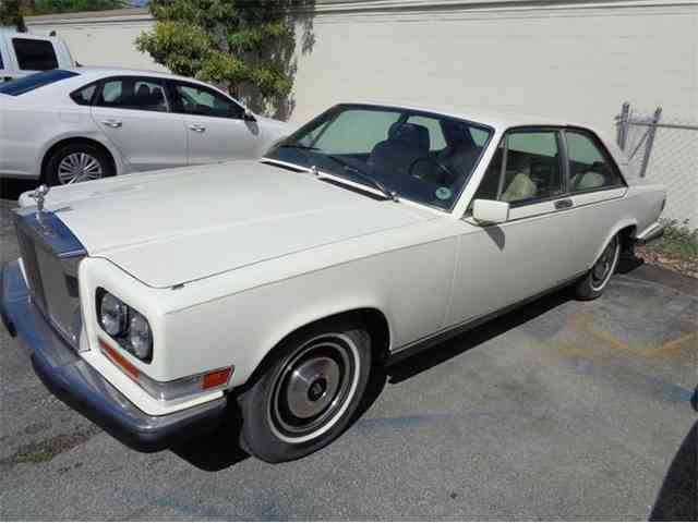 Picture of '78 Camargue - G4ZY