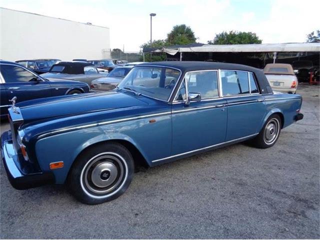 1980 Rolls-Royce Silver Wraith | 752979