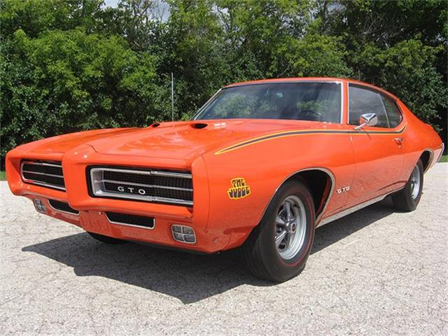 1969 Pontiac GTO (The Judge) | 752993