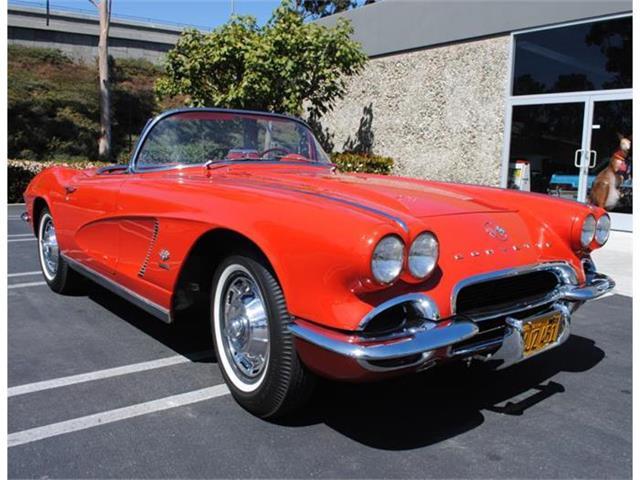 1962 Chevrolet Corvette | 753003