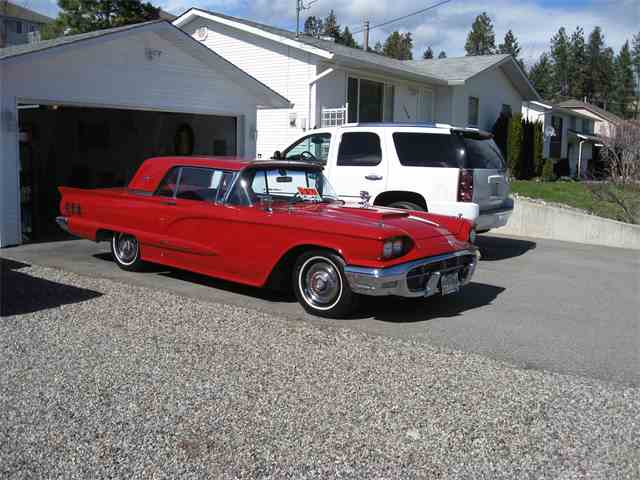 1960 Ford Thunderbird   753004