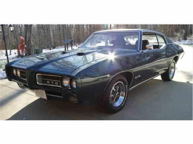 1969 Pontiac GTO | 753022