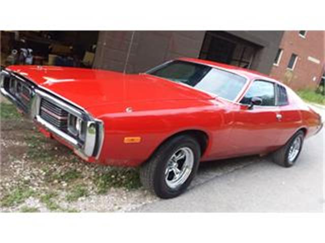 1973 Dodge Charger | 753024