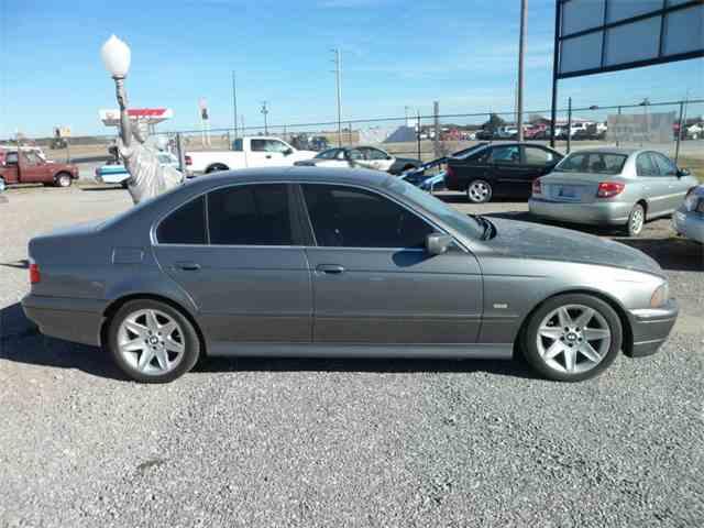 2002 BMW 5 Series | 753048