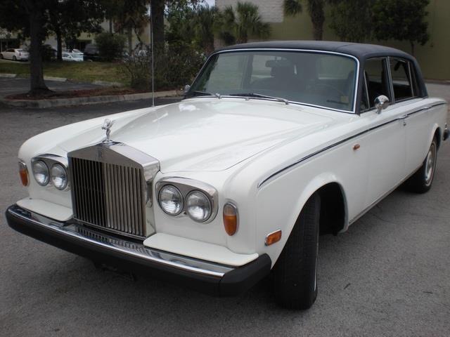 1976 Rolls-Royce Silver Shadow | 753073
