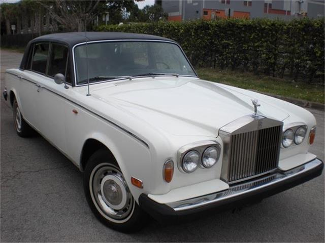 1976 Rolls-Royce Silver Shadow | 753073
