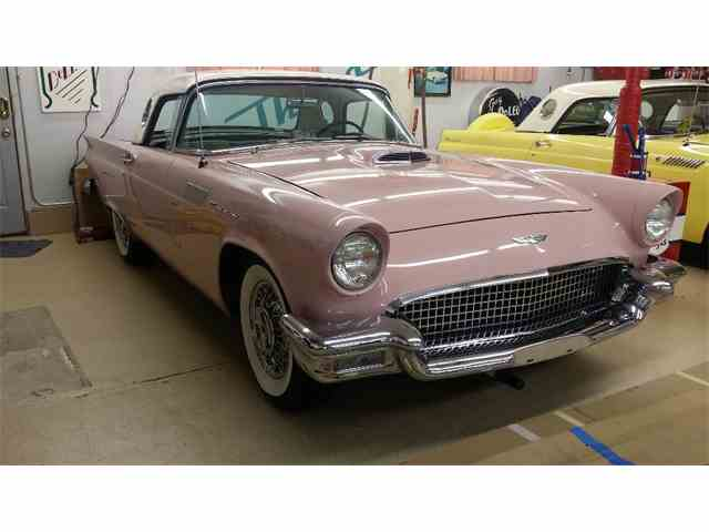 1957 Ford Thunderbird | 753106