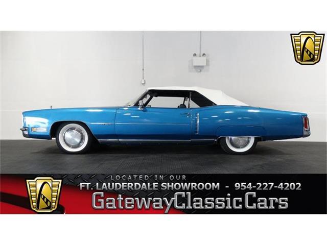1972 Cadillac Eldorado | 753142