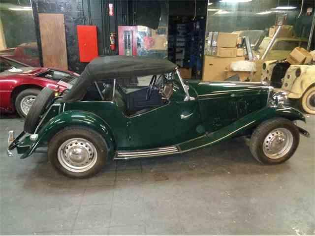1953 MG TD | 753192
