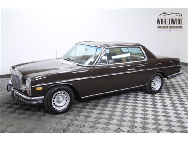 1972 Mercedes-Benz 250C | 753201