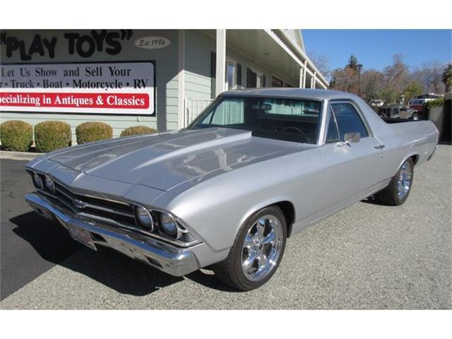 1969 Chevrolet El Camino Conquista | 753232
