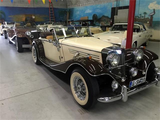 1934 Mercedes-Benz 500K | 753236