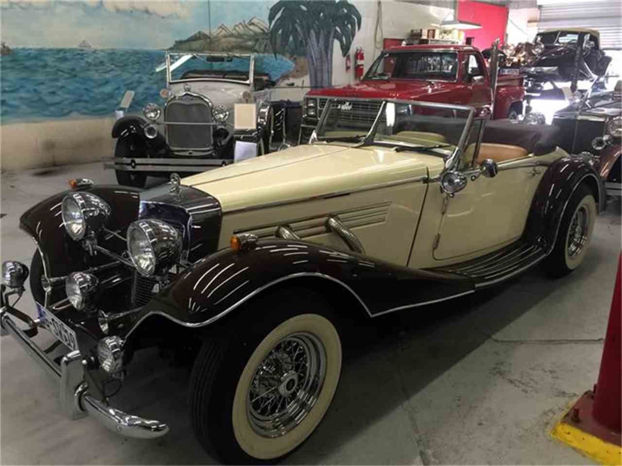 1934 mercedes benz 500k for sale cc 753236 for Mercedes benz for sale by owner in florida