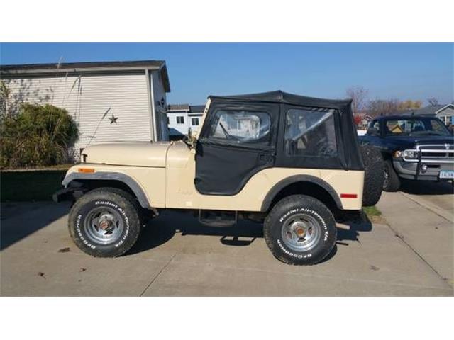 1975 Jeep CJ5 | 753305