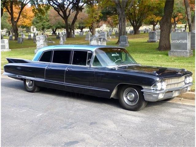 1962 Cadillac Fleetwood Limousine | 753336