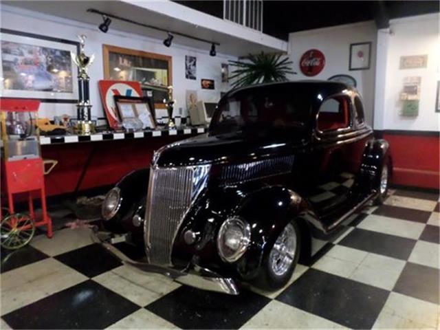 1937 Ford Street Rod   753338