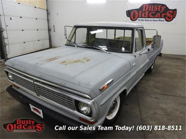 1970 Ford F250 | 753364