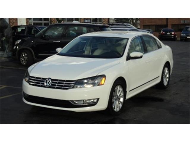 2013 Volkswagen Passat | 753438