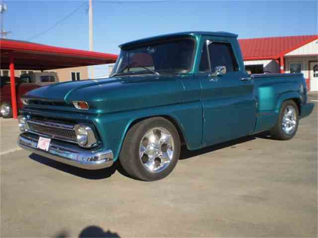 Picture of Classic '66 C/K 10 - $12,500.00 Offered by Larry's Classic Cars - G5J8
