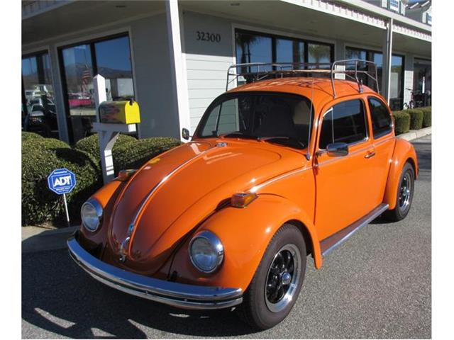 1972 Volkswagen Beetle | 753670