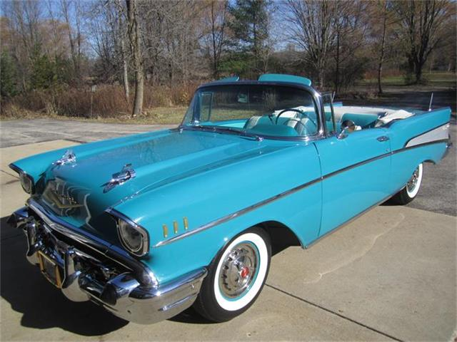 1957 Chevrolet Bel Air | 753671