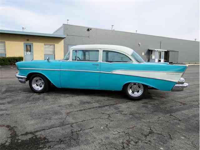 1957 Chevrolet 210 | 753685