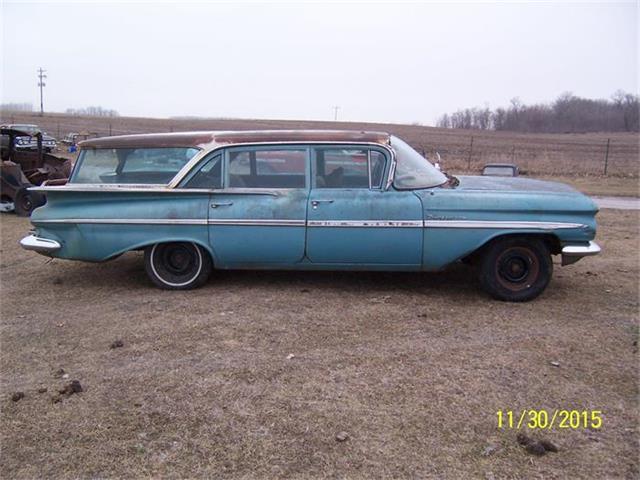 1959 Chevrolet Kingswood | 753689