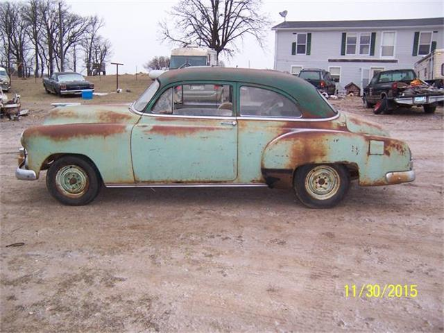 1952 Chevrolet 2-Dr Sedan | 753699