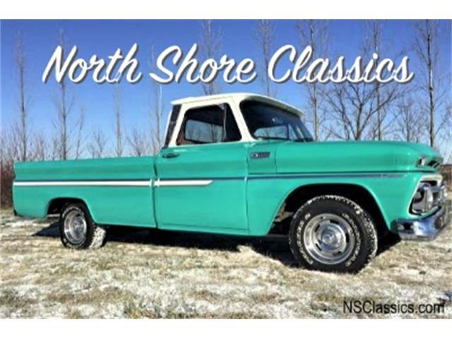 1965 Chevrolet C/K 10 | 753707