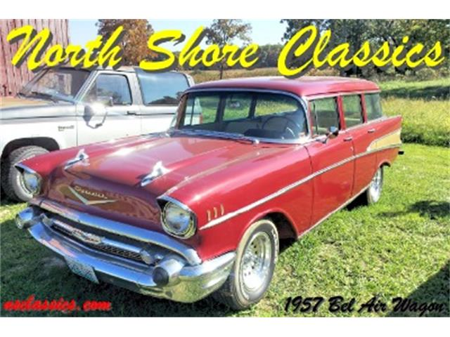1957 Chevrolet Bel Air | 753708