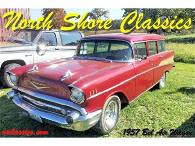 1957 Chevrolet Bel Air | 753708