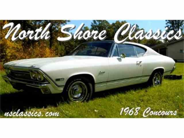 1968 Chevrolet Chevelle | 753711