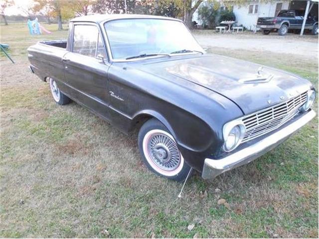 1963 Ford Ranchero | 753720