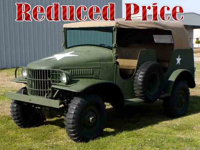 1942 DODGE WC WC56 COMMAND VEHICLE | 753750