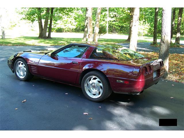 1993 Chevrolet Corvette | 753782