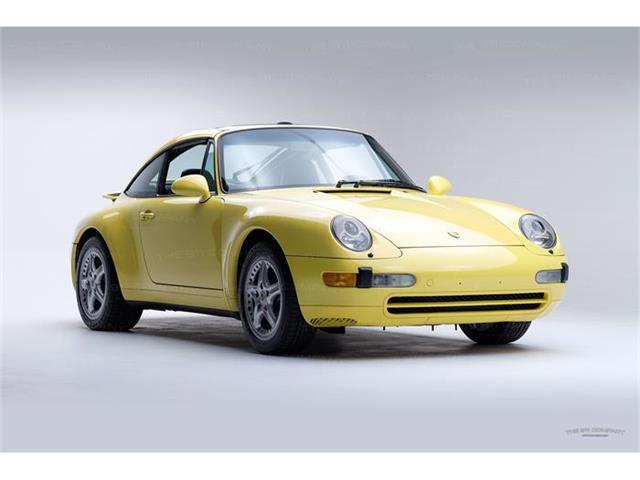 1997 Porsche 993 | 753795