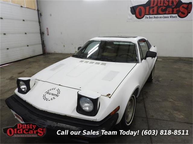 1980 Triumph TR7 | 753799
