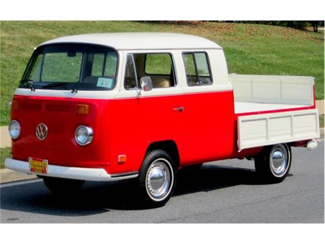 1971 Volkswagen Pickup | 753809