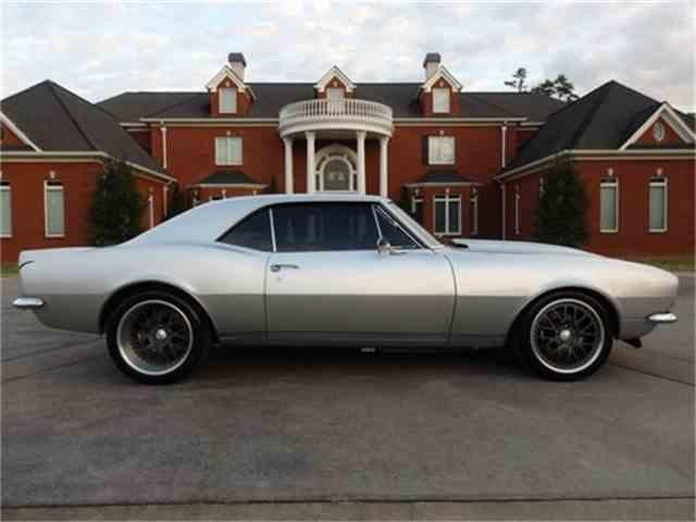 1967 Chevrolet Camaro | 753812
